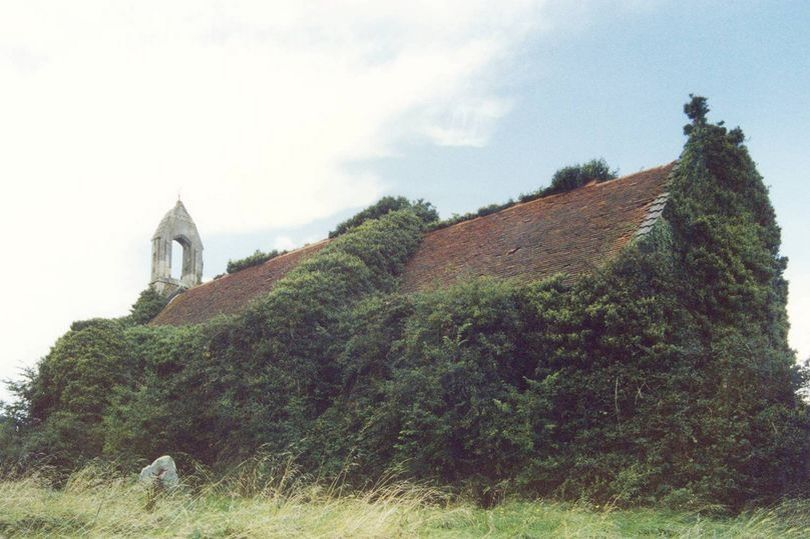 Church that was 'essentially a bush' unrecognisable after dramatic makeover